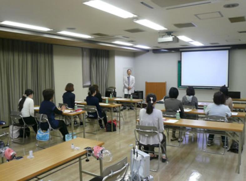 講習会の様子|写真1